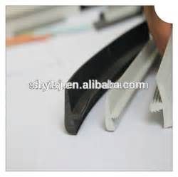 plastic rubber t molding edge trim for table countertop