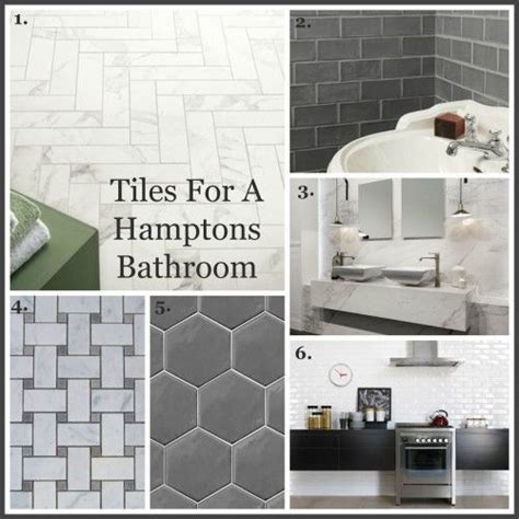 create  hamptons style bathroom style patterns