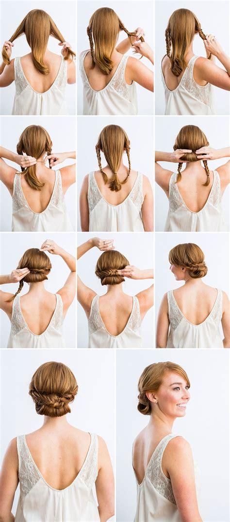 Diy Hairstyles For Hair by Best Bob Weddingstyles Ideas On Look
