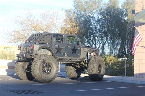 Big Jeeps For Jeep Wrangler Big Foot Offroad Trucks