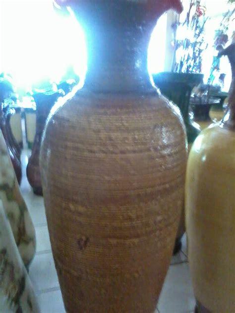 jual macam macam gerabahkeramik pot bunga pot clay