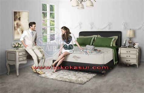 King Koil Viscountess 2017 200x200 Komplit Set air ortho 31 cm firm toko kasur bed murah simpati furniture