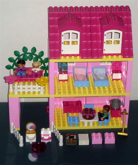 lego dolls house sold lego duplo 4966 doll s house