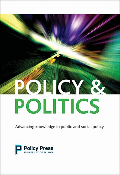 The Policy policy politics