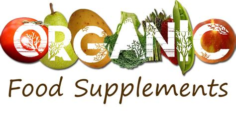 food or supplements better health with organic dietary supplements all to health