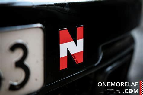 Aufkleber Nürburgring by N Aufkleber N 252 Rburgring Nordschleife Onemorelap