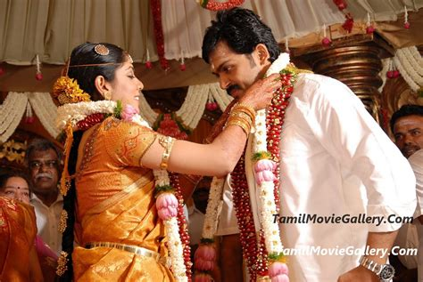 Wedding Stills Images by Actor Karthik Sivakumar Wedding Photos Karthi Ranjini
