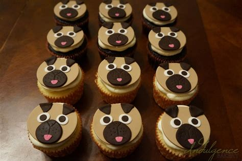 pug cupcakes pug cupcakes cakecentral