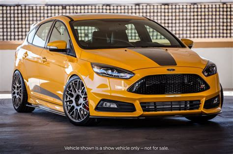 custom ford focus st tuning ford sema show 2015 in las vegas ford focus st