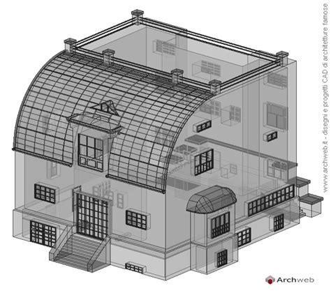 steiner house steiner house 3d model