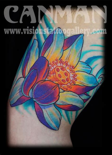 new school lotus tattoo northwest news 2014 guest artist roster off the map tattoo