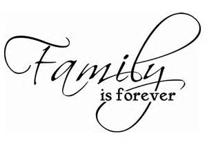Bathroom Signage Family Is Forever Grafix Wall Art