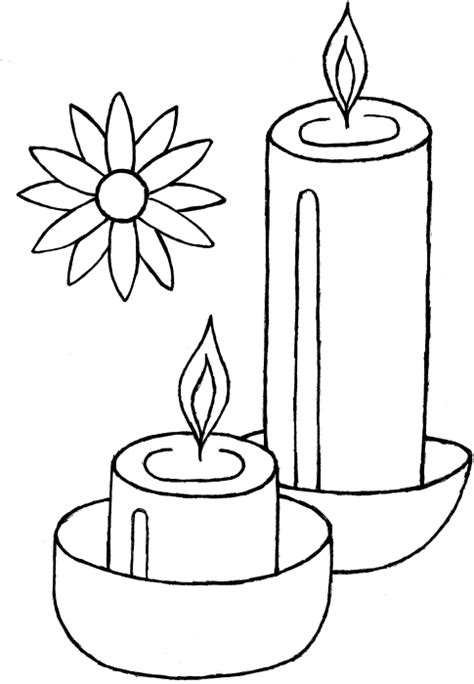 Diwali Coloring Part 12 Diwali Coloring Pages