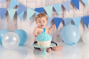 photo shoot idea banner in aqua lime green and gray cake smash love the giant cupcake