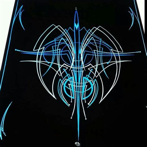 pinstripe tattoo designs school pinstriping i want this on everything