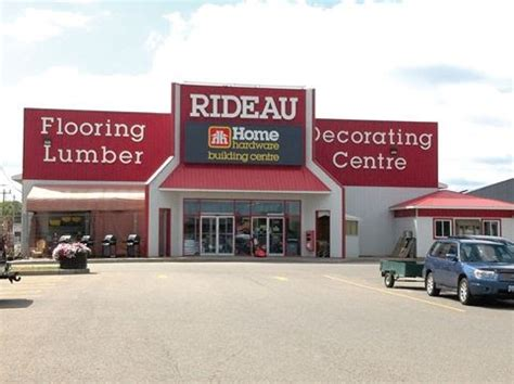 Rideau Service by Rideau Home Hardware Building On Service To Community
