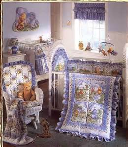 Winnie The Pooh Crib Bumpers by Classic Winnie The Pooh Friends 4 Pc Crib Bedding Set Ebay