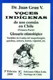 hamaca quechua chile quot voces indigenas de uso comun en chile primera parte