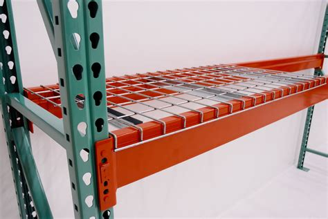 wire decking for pallet racks wire mesh decking for pallet racking cosmecol