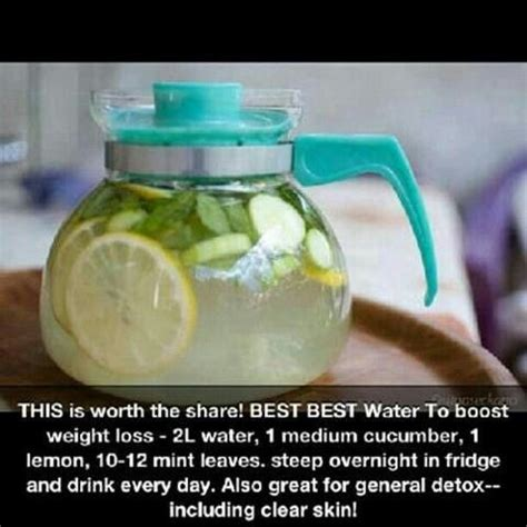Detox Water Recipe For Weight Loss In by Weight Loss Water Favorite Recipes