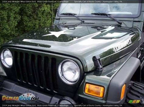 jeep tj willys edition 2004 willys edition jeep