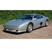 Ferrari 348 Zagato Elaborazione &187 Definitive List  Cars