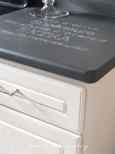 kitchen countertop paint 5 ways to use chalk paint countertops paint countertops and cabinets