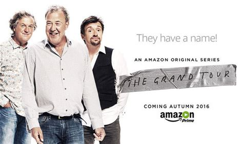 Clarkson Grand Tour by The Grand Tour Clarkson Confirms Title Of