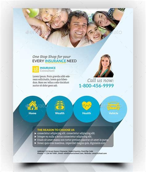 21 Insurance Flyer Designs Psd Vector Eps Jpg Download Freecreatives Insurance Flyer Templates