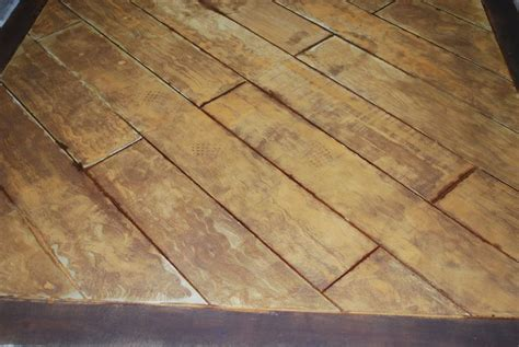 awesome varnished wood flooring in wood floor stained sted concrete decorative concrete wood esr concrete staining house