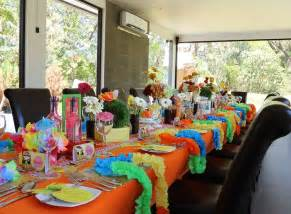 kara s party ideas hawaiian luau baby shower