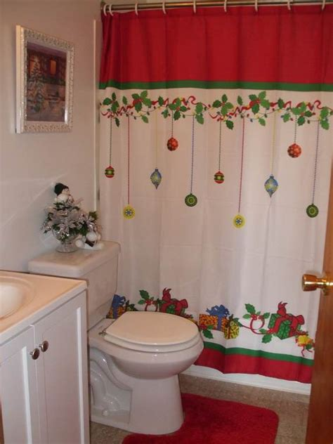 christmas decorations for the bathroom cute bathroom decorating ideas for christmas family holiday net guide to family