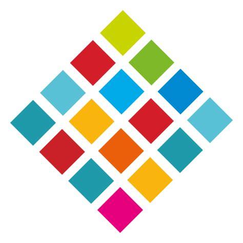imagenes png colores logotipo de cubos de diamante de colores descargar png