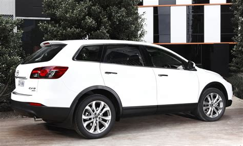 mazda car reviews 2013 mazda cx 9 review caradvice
