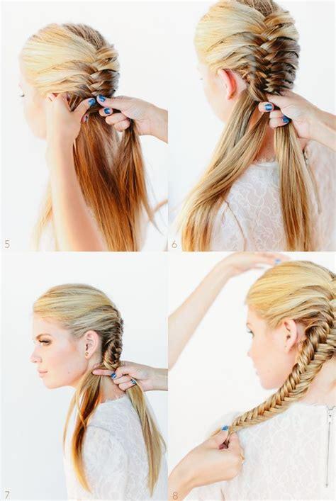 Wedding Hairstyles Fishtail Braid by Ryb 237 Cop Jak Na To Herstyle Cz