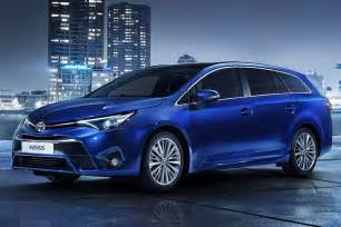 2016 Toyota Avensis 2016 Toyota Avensis Desktop Backgrounds