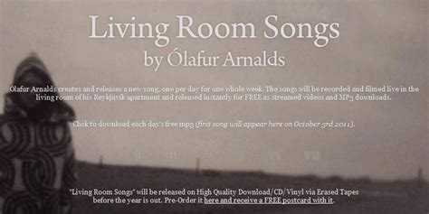 living room song 211 lafur arnalds living room songs the memory house