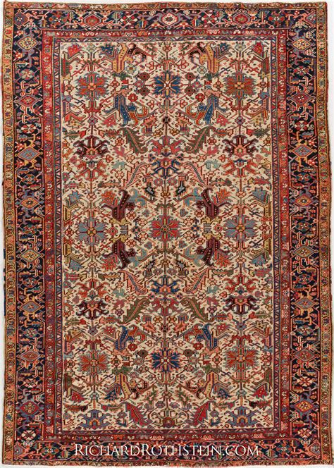 Antique Heriz Oriental Rug C56d487 Antique Rugs Prices