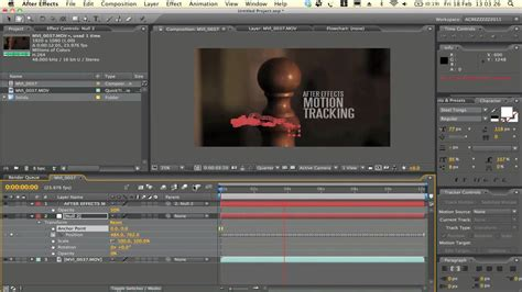 tutorial after effects tracking after effects motion tracking tutorial acrezhd youtube