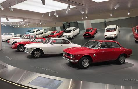 Alfa Romeo Museum by Study In Milan Where Milan What To Do In Milan All