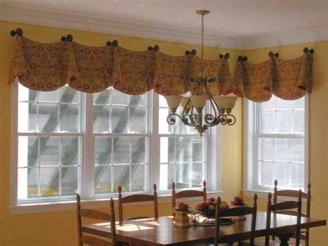 Valance Curtains For Kitchen Kitchen Window Treatments Valances Decor Ideasdecor Ideas