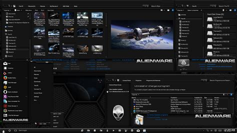 alienware themes for windows 10 free download download alienware skin windows 7 free free software