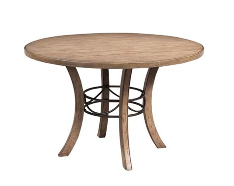 Best Finish For Dining Table Charleston Metal Ring Dining Table With Wood Top Desert Finish 4670dtbw Decor