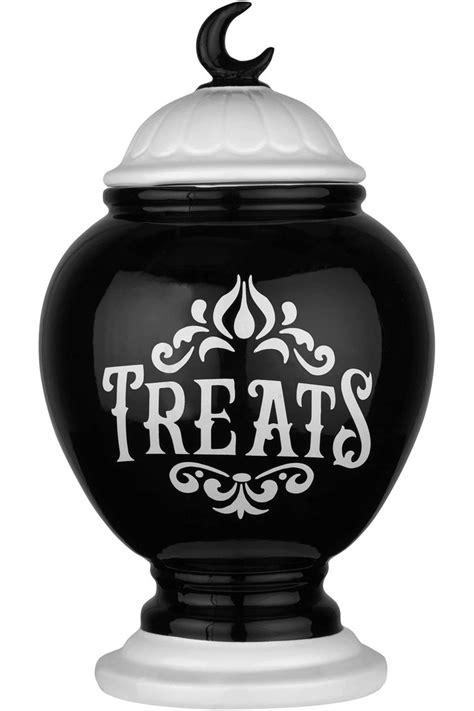 Treats Ceramic Jar   Killstar