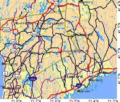 pound nyc pound ridge new york ny 10576 profile population maps real estate averages