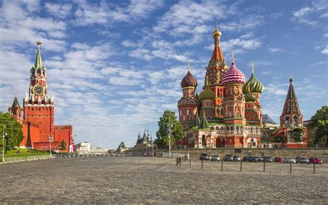 moscow red square moscow attractions