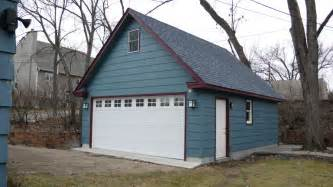 two story garages kits two story detached garage hip roof