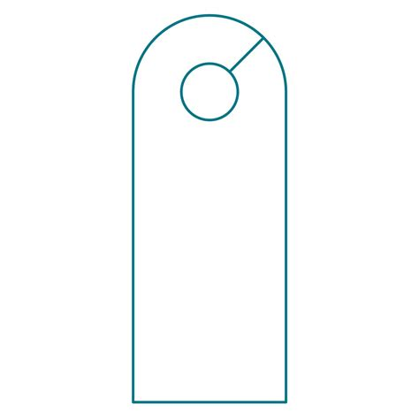 Door Hanger Template Doliquid Door Hanger Design Template