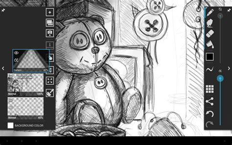paint for sketchbook artflow sketch paint draw appstore for