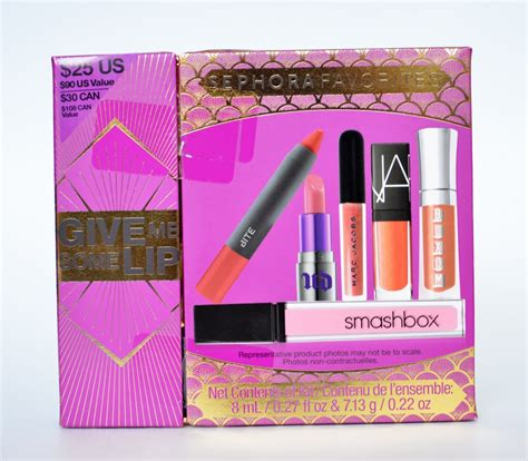 Sephora Give Me Some Lip Set sephora favorites give me some lip set makeup sessions